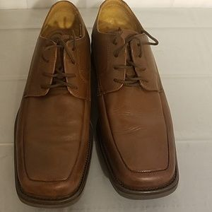 Nunn Bush NXXT Size 11.5 Men's Brown Dress Shoes